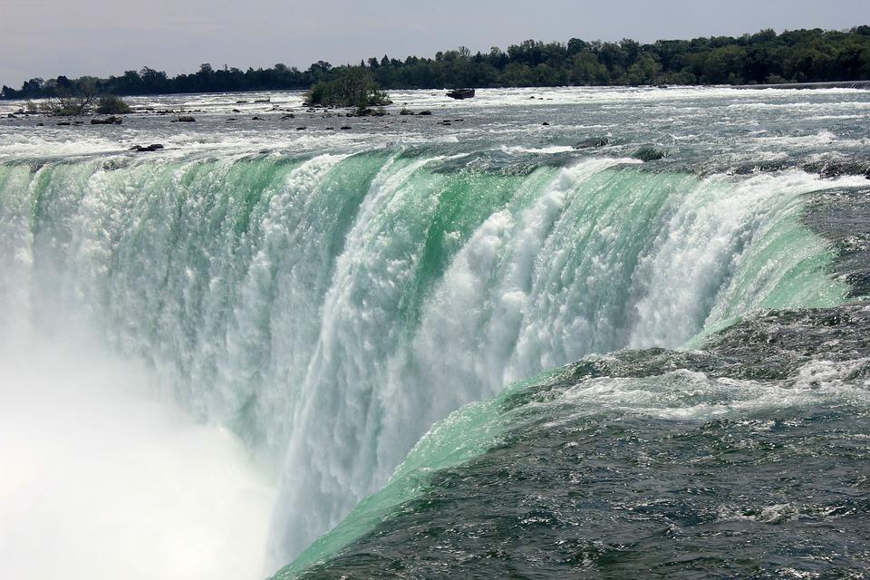 Ausflugsziel die Niagarafälle